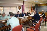 Pascual Lucas: 'Hay que buscar la excelencia en materia de seguridad para Cieza'