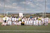 La Fundación Real Madrid de Mazarrón viaja al Bernabéu el día de la Final de Champions
