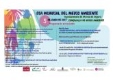 Molina de Segura celebra el Día Mundial del Medio Ambiente 2017 con diversas actividades para todos los públicos