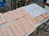 Arranca sin incidencias la jornada electoral en la Regi�n de Murcia