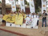 Fiesta colectiva en Alhama de Murcia