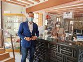 La Oficina de Turismo de Lorca reabre sus puertas