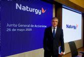 La Junta de Naturgy aprueba la gestión de la compañía
