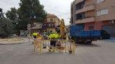 Comienzan las obras en la Calle Núñez de Balboa