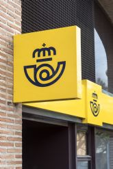 Correos reopens the offices in Murcia and Cartagena located in El Corte Inglés