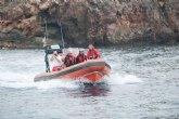 El Pleno reconocerá públicamente al vecino de Totana que salvó la vida a dos personas en el naufragio de una patera frente a la playa de Percheles