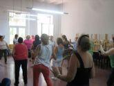 Servicios Sociales clausura el curso Vitanz con la participacion de 40 mayores