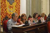 CTSSP propone en Pleno la elaboración de la Ordenanza de Gestión de Residuos de la Construcción y Demolición