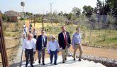 ´Murcia Río´ estrena su primer parque fluvial y abre una conexión verde entre el Malecón y la mota del Segura