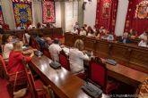 El pleno toma en consideración la renuncia de Manuel Mora