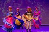 Más de 350 alumnos bailan en la XXVI Clausura de la Escuela Municipal de Danza