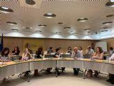 El concejal de Proyectos Europeos participa en las Jornadas Presente y Futuro del Eje Urbano