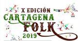 El Festival Cartagena Folk presenta la programación y horarios de su X edición