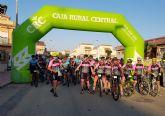 Éxito de participación en la X Vuelta al Mar Menor-Calblanque que incluyó por primera vez a los ciclistas junior
