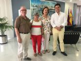 El Ayuntamiento renueva su apoyo a la Coral Stella Maris Björk
