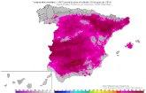 Protección Civil informa que la primera ola de calor del verano prevé que la entrada de aire proveniente de África haga que los termómetros superen los 40 grados hasta el próximo domingo