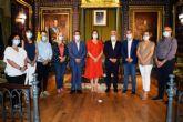 Ayuntamiento y Comunidad Aut�noma trabajar�n para coordinar y compartir la residencia �El Peñasco�