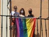 Lectura manifiesto Día del Orgullo - Mula 2020
