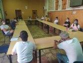 Reunión con el Consejo Local de la Juventud y Asociaciones del municipio situación Covid-19