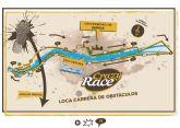 La Crazy Race será la primera carrera de obstáculos en atravesar los puntos neurálgicos de la ciudad y contará con más de 100 efectivos