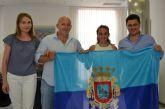 Andrea Martínez  llevará la bandera de San Javier al Campeonato de España de Menores de Doma Clásica