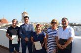 El Grupo de Teatro San Javier, la Coral Santiago Apóstol y la Rondalla y Coro Santiago Apóstol renueva sus convenios de colaboración con el Ayuntamiento
