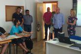 En marcha en Las Torres de Cotillas el 'Proyecto integral de formación e inserción sociolaboral'