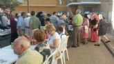 La Aljorra celebró una jornada de puertas abiertas con la comunidad islámica para conocer sus actividades