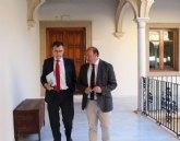 El Gobierno regional respalda los proyectos estratégicos 'que están transformando la ciudad de Murcia'