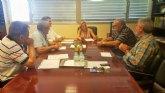 La Consejería trabaja con las comunidades de regantes de Cieza para mejorar la eficiencia hídrica y energética de sus regadíos