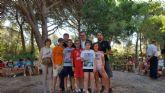 Alhama participa por primera vez en el Campamento de Las Alquer�as, organizado por la Mancomunidad Tur�stica de Sierra Espuña
