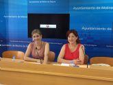 Ayuntamiento de Molina de Segura y SERCOMOSA llevan a cabo este verano una campaña extraordinaria de limpieza viaria