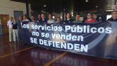 La Central sindical se une al paro de la ITV pública de Alcantarilla