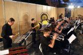 La Banda de Música de Mazarrón cosecha un gran éxito en los 'V veranos musicales'
