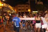 Más de un centenar de personas buscaron una veintena de flamencos en la I Flaminkana