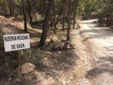 Se adjudica el contrato de aprovechamientos de caza en montes de utilidad  pública propiedad del Ayuntamiento de Totana