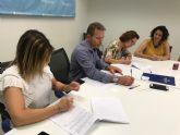 El Ayuntamiento de Torre Pacheco firma convenios de colaboración con varias asociaciones y colectivos