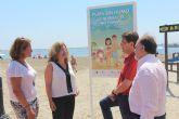 San Pedro del Pinatar se suma a la iniciativa 'playas sin humo' con la de Villananitos
