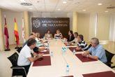 El ayuntamiento acoge el primer Consejo de Direcci�n Abierto de la Comunidad Aut�noma