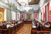 El pleno respalda la no discriminación de Cartagena y su comarca como parte de la Ruta 8 de Eurovelo o Ruta del Mediterráneo