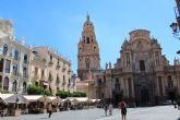 Las noches de verano en Murcia se disfrutan desde la torre de la Catedral