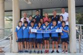 El equipo alevín de segunda de la EFB consigue el ascenso de categoría