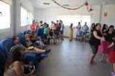 Los usuarios del Centro Integral para Personas con Discapacidad (CIPED) celebran su fiesta de fin de curso