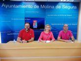 El Ayuntamiento de Molina de Segura colabora con la Asociación Murciana de Rehabilitación Psicosocial en el desarrollo de actividades de inserción sociolaboral