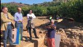 El PSOE pide a Ballesta que no se hagan más chapuzas con el conjunto monumental de Monteagudo