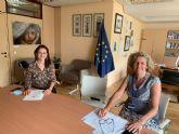 Murcia trabaja con Europa diversas propuestas para la participación de la mujer y la lucha contra el cambio climático
