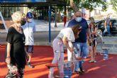 Cabo de Palos estrena una zona de juegos infantiles reformada y segura