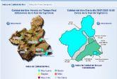 Medio Ambiente da por concluido el episodio de contaminación por la masa de aire procedente de África