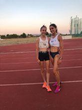 María Martínez, también de récord en 5.000m