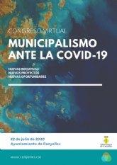 Alhama, referente ante la crisis en el Congreso Virtual Municipalismo y Covid-19